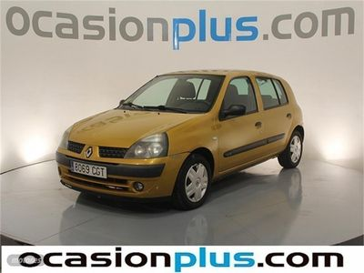 gebraucht Renault Clio Expression 1.4 16V