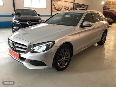 used Mercedes C220 Clase CBlueTEC Sportive Avantgarde Estate