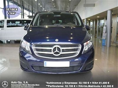 usado Mercedes V220 V ClaseLargo 7G Tronic