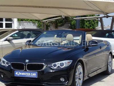 usado BMW 420 420 dA Cabrio