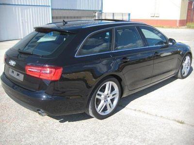 usado Audi A6 Avant 3.0TDI Multitronic //S-LINE//LEVAS//NAVI//