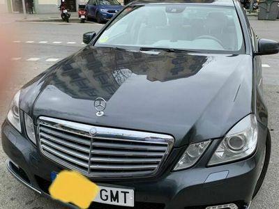 usado Mercedes E250 CDI BE Elegance