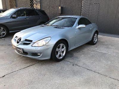 usado Mercedes 200 CLASSK 163 2P