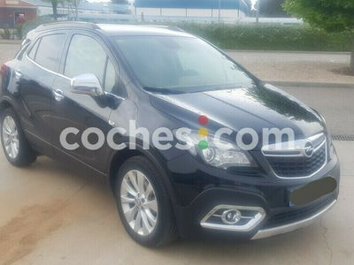 usado Opel Mokka 1.7cdti S&s Excellence 4x2 130 cv en Albacete