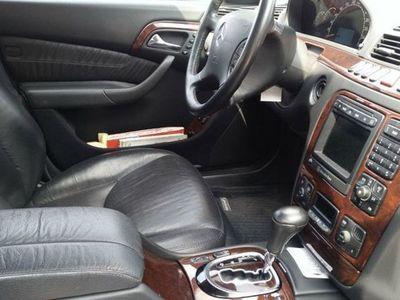 usado Mercedes S430 ClaseLargo