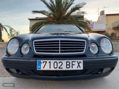 usado Mercedes CLK230 Clase CLKK AVANTGARDE