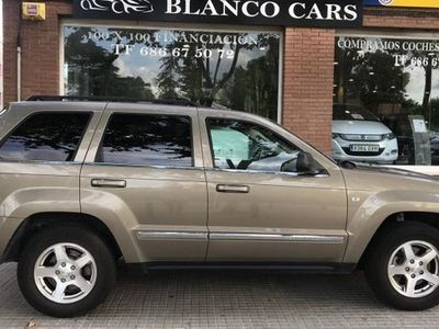used Jeep Grand Cherokee 3.0CRD V6 Limited Aut.