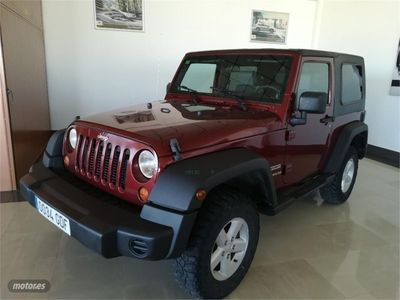 used Jeep Wrangler 2.8 CRD Rubicon
