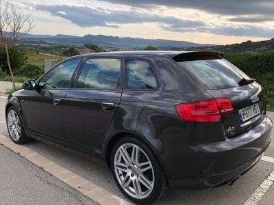 usado Audi A3 Sportback 2.0TDI Ambition S-Tronic