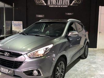 brugt Hyundai ix35 1.7CRDI BD Kosmo Tecno Sky 4x2