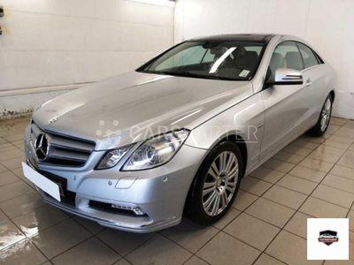 usado Mercedes E220 220 CDI Coupé BlueEFFICIENCY Executive 2p