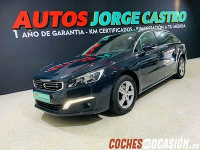 usado Peugeot 508 SW 2.0HDI Active