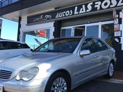 usado Mercedes C270 ClaseCDI Avantgarde
