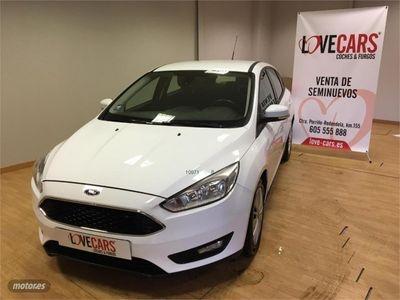 usado Ford Focus 1.5 TDCi E6 120cv Trend