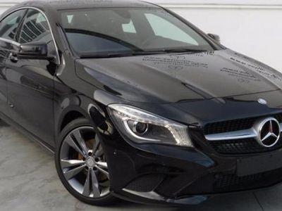 usado Mercedes CLA200 Clased Coup