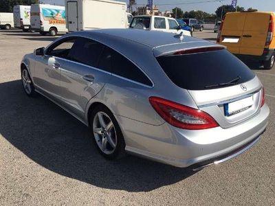 usado Mercedes CLS350 Shooting Brake CDI BE 4M