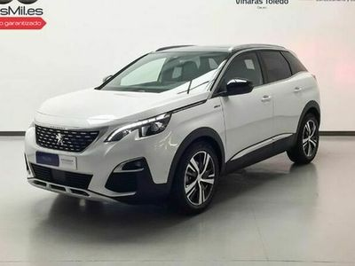 usado Peugeot 3008 SUV 2.0BlueHDi GT LineS&S EAT8 180