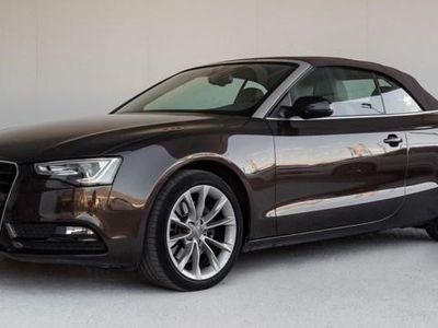 brugt Audi A5 Cabriolet 3.0 TDI Quattro S tronic 180kW