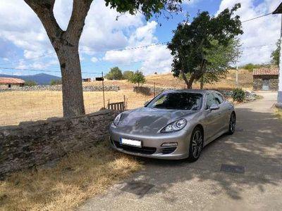 usado Porsche Panamera S- LIBRO MANTENIMIENTO CASA OFICIAL