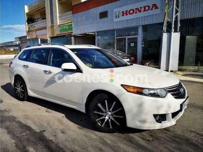 usado Honda Accord Tourer 2.2i-DTEC Luxury Innova