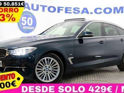 usado BMW 325 Serie 3 F34 Gran Turismo d Luxury 218cv Auto 5p # IVA DEDUCIBLE