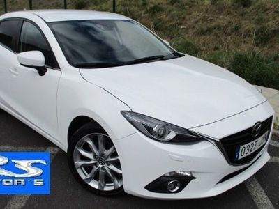used Mazda 3 2.0 GE 120 MT Luxury Safety SDN