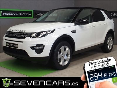 brugt Land Rover Discovery 2.0L eD4 110kW 150CV 4x2 Pure