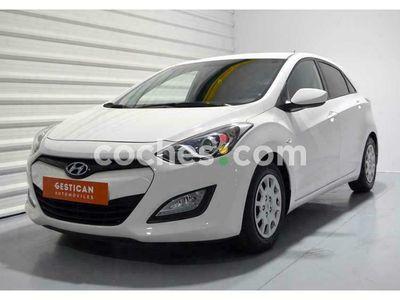 usado Hyundai i30 I301.4 Klass 100 cv en Palmas, Las