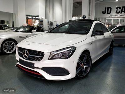 usado Mercedes CLA250 Clase CLASport 4MATIC