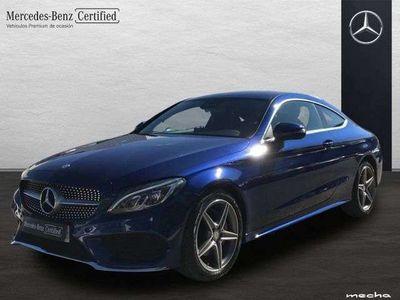 usado Mercedes C220 CDI BlueEfficiency Coupe