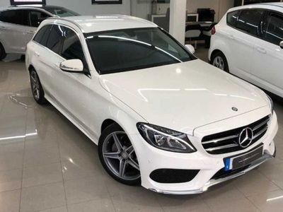 usado Mercedes 220 Clase C Estate7G Plus