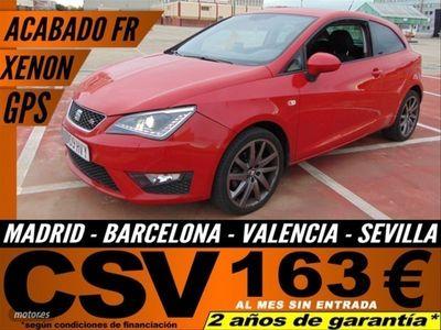 usado Seat Ibiza SC 1.6 TDI 105cv FR