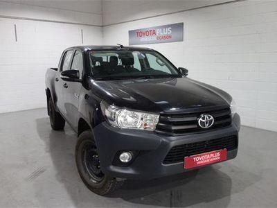 usado Toyota HiLux Cabina Doble GX
