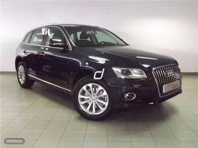 gebraucht Audi Q5 2.0TDI CD quattro Advanced Ed. S-T 190 Advanced Ed