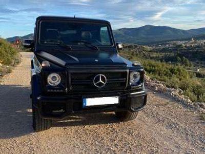 usado Mercedes G400 CDI SW Corto Aut.