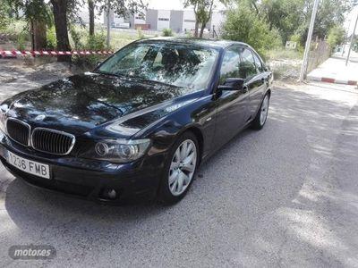 usado BMW 730 Serie 7 d Futura