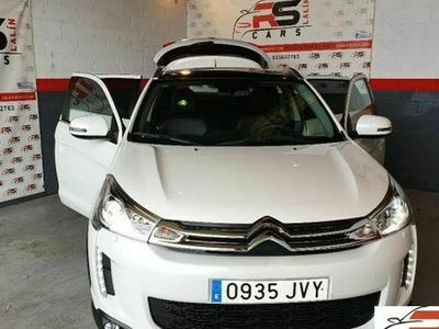 usado Citroën C4 Aircross 1.6hdi S&s Exclusive 2wd 115 114 cv en Pontevedra