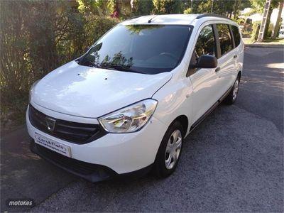 usado Dacia Lodgy Ambiance dCi 110 5pl