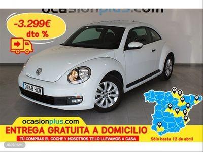 usado VW Beetle 1.6 TDI 105cv Beetlemania