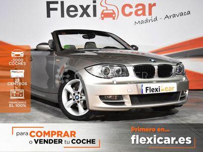 usado BMW 120 Cabriolet 120i