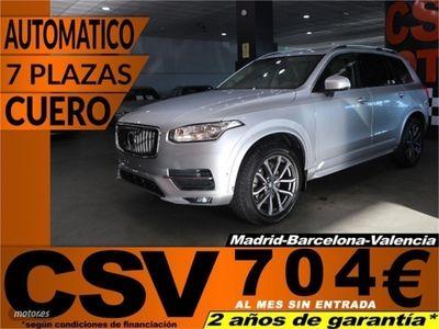 brugt Volvo XC90 2.0 D5 AWD Momentum Auto 7 Plazas 173kW (235C