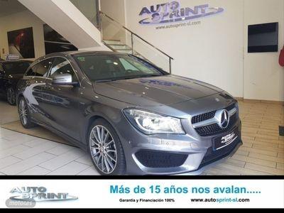 usado Mercedes CLA220 Shooting Brake Clase CLA CDI Aut. AMG Line