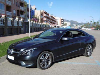 usado Mercedes E250 Clase E CoupeCDI -14