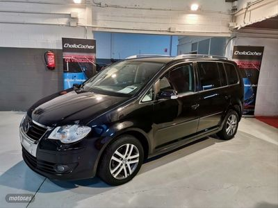 usado VW Touran 2.0 TDI 140 Highline