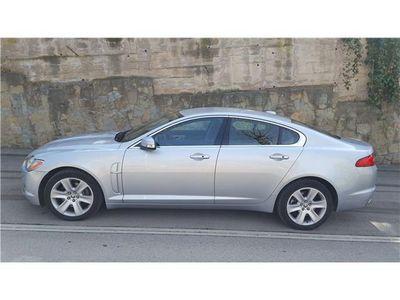 usado Jaguar XF 2.7D V6 Luxury Aut.