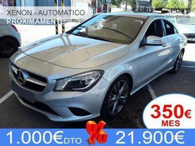 usado Mercedes CLA220 CDI Urban 7G-DCT 177