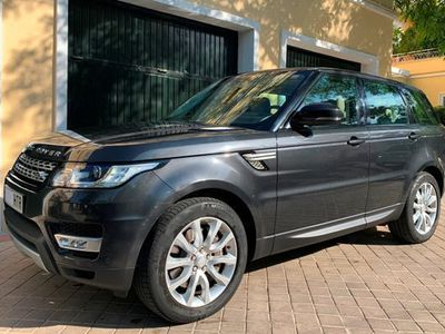 used Land Rover Range Rover Sport 3.0SDV6 HSE Aut.