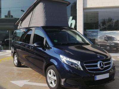 usado Mercedes 220 Marco Polo HORIZON 7 PLAZAS,LED,AUTOMATICA,CALEFACCION