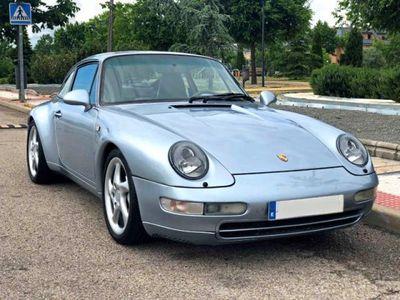 usado Porsche 911 Carrera 4 Coupé 285CV VARIORAM, ACEPTO COCHE
