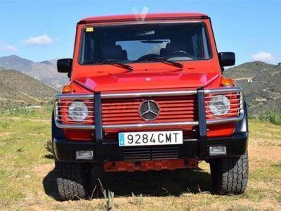 usado Mercedes G320 Clase GKat Stw Swb 3p. -95